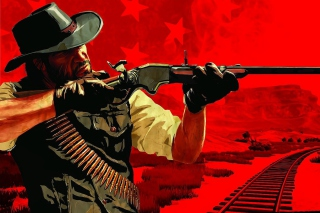 Red Dead Redemption Picture for Android, iPhone and iPad