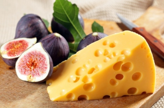 Fig And Cheese - Obrázkek zdarma pro Android 320x480