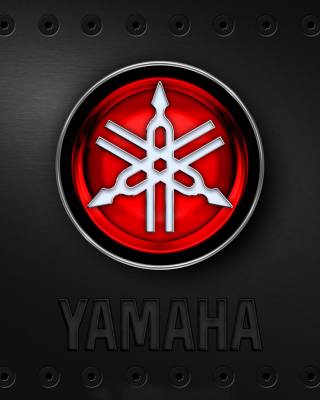 Yamaha Logo Background for 480x854