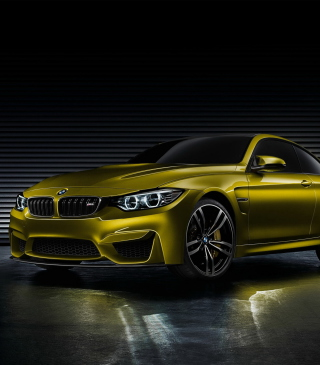 Free Bmw M4 Concept Auto Picture for 480x800
