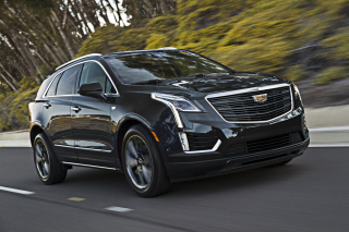 2019 Cadillac XT5 Sport Package sfondi gratuiti per Widescreen Desktop PC 1440x900