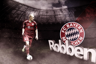 Arjen Robben Wallpaper for Widescreen Desktop PC 1600x900