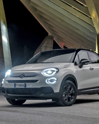 2019 Fiat 500X SUV Picture for iPhone 6 Plus