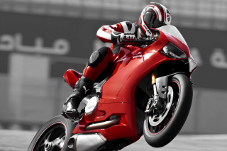 Ducati 1199 Superbike Picture for Android, iPhone and iPad