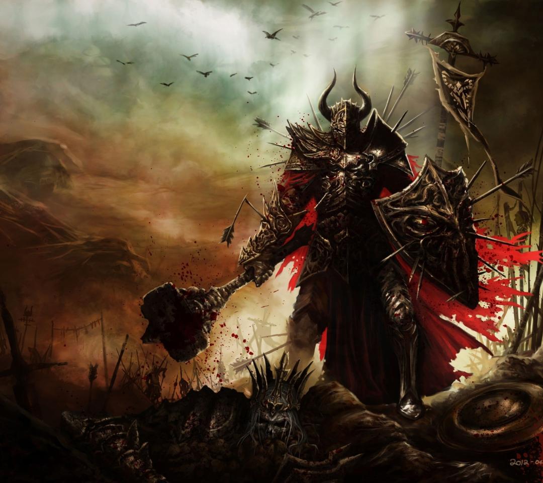 Diablo III Warrior para Motorola Photon 4G