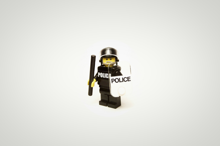 Police Lego screenshot #1