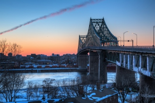 Montreal Quebec City Picture for Android, iPhone and iPad