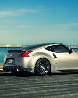 Nissan 370z Wallpaper for HTC Titan