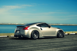 Nissan 370z Wallpaper for Android, iPhone and iPad