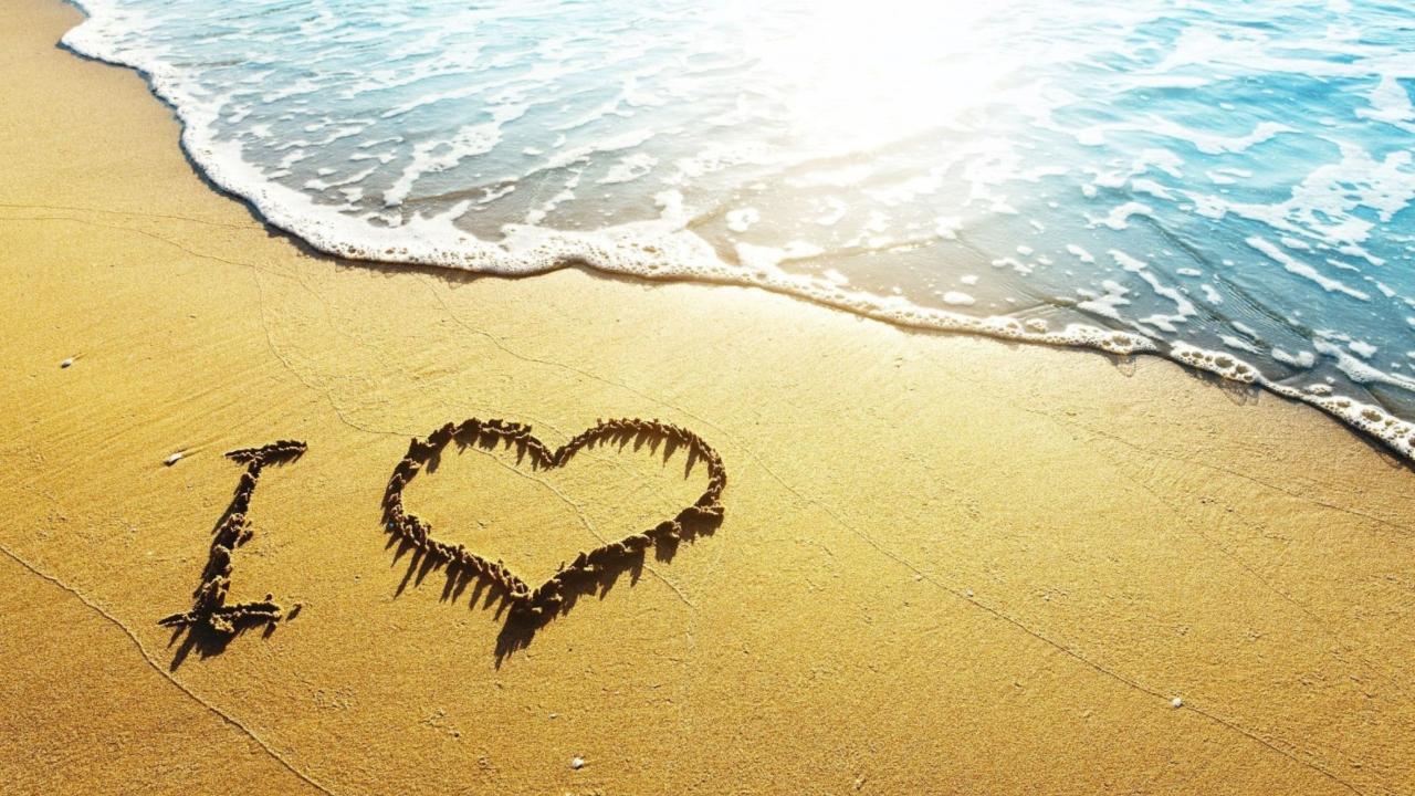 I Heart Ocean