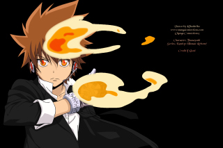 Tsuna Background for Android, iPhone and iPad