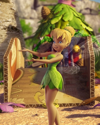 Tinker Bell And The Great Fairy Rescue 2 - Obrázkek zdarma pro 320x480