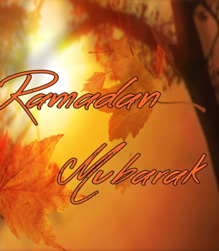 Ramadan Mubarak Wallpaper for HTC Titan