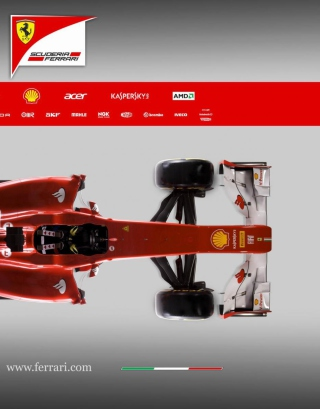 Free Ferrari F1 Picture for Nokia X3-02