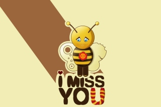I Miss You Picture for Android, iPhone and iPad