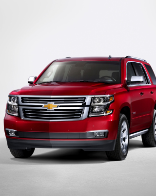 Chevrolet Tahoe 2015 Full size SUV Wallpaper for HTC Titan