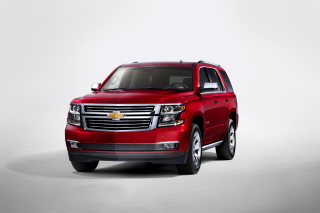 Chevrolet Tahoe 2015 Full size SUV Wallpaper for Android, iPhone and iPad