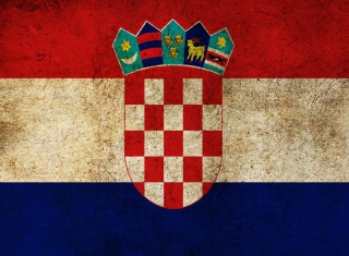 Croatia Flag Picture for Android, iPhone and iPad