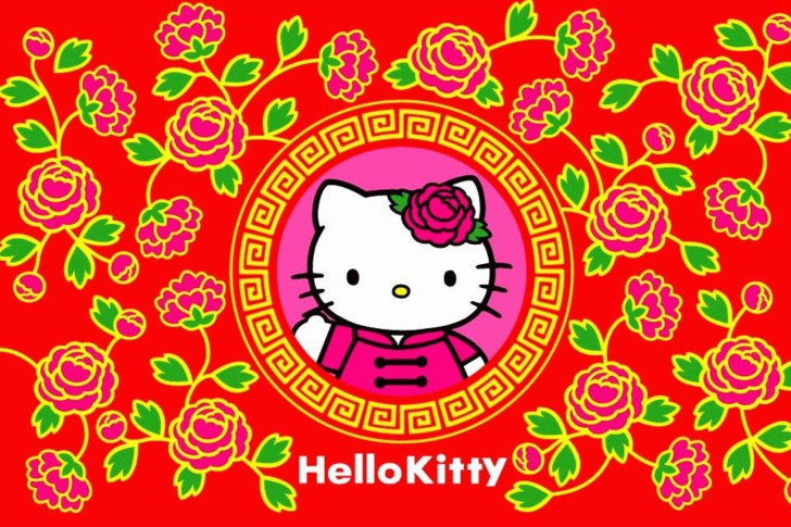 Screenshot №1 pro téma Hello Kitty