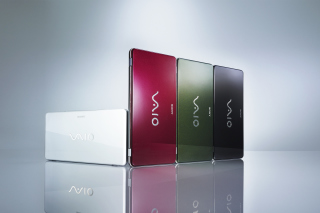 Sony Vaio P Background for Desktop 1280x720 HDTV