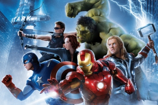 Free Avengers 2 Age of Ultron Picture for Samsung Google Nexus S 4G