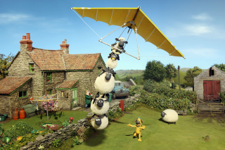 Картинка Shaun The Sheep на Android