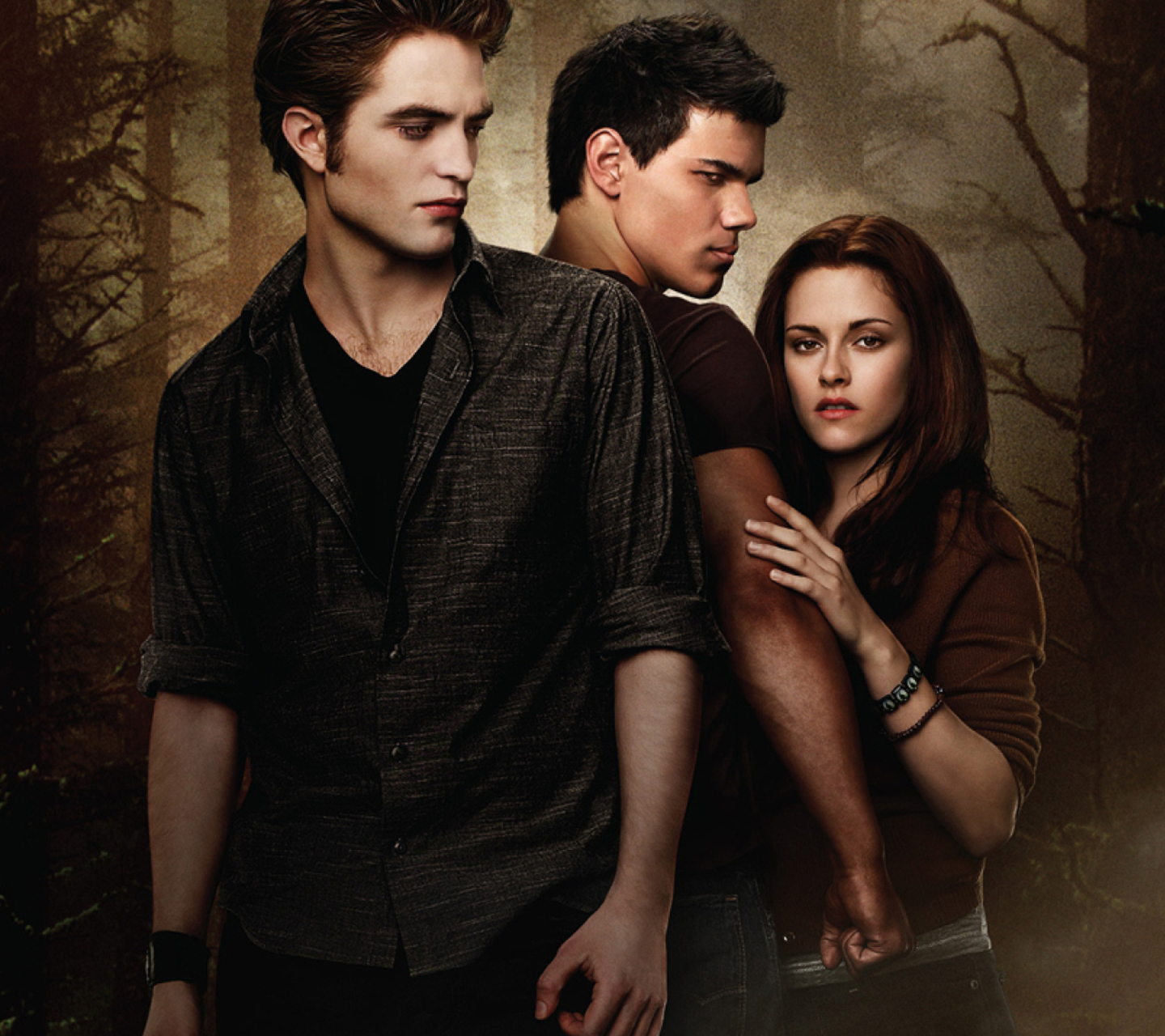 Screenshot №1 pro téma Twilight New Moon 1440x1280