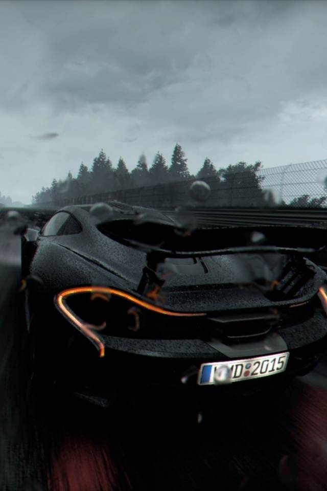 Fondo de pantalla Driveclub Video Game 640x960