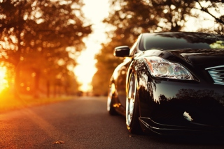 Infiniti G37 Background for Android, iPhone and iPad