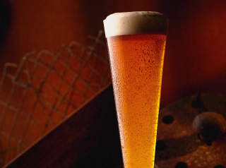 Wheat Beer Background for Android, iPhone and iPad