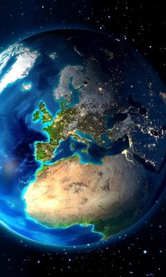 Earth for Samsung SGH-T528G