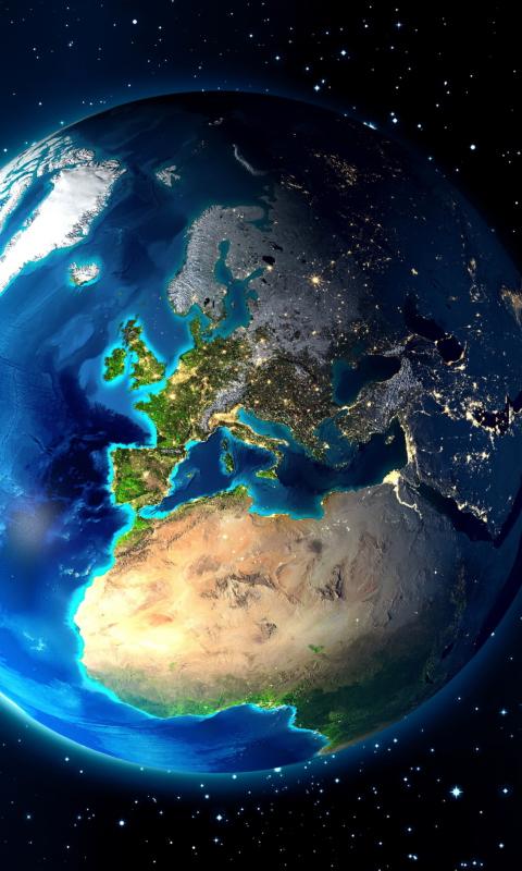 Earth per Nokia Lumia 800