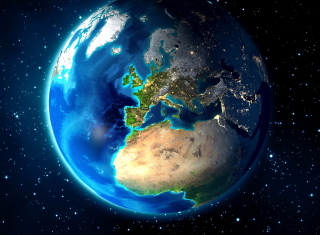 Free Earth Picture for Android, iPhone and iPad