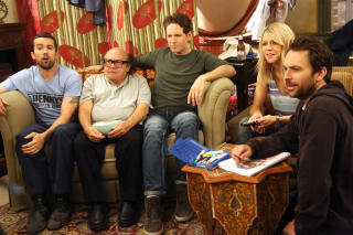 Its Always Sunny in Philadelphia Picture for Android, iPhone and iPad
