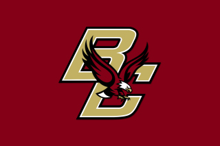 Boston College Eagles Background for 1920x1080