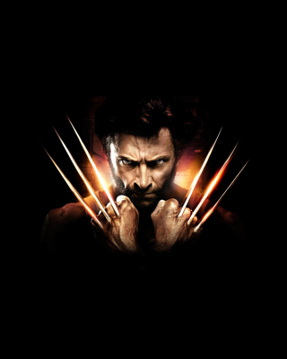 Wolverine Wallpaper for Nokia C5-06