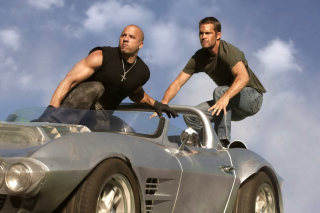 Fast and Furious 6 Episode Wallpaper for 960x800