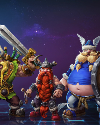 Heroes of the Storm sfondi gratuiti per Nokia Lumia 800