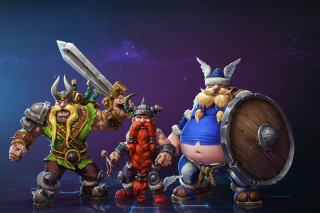 Heroes of the Storm sfondi gratuiti per cellulari Android, iPhone, iPad e desktop