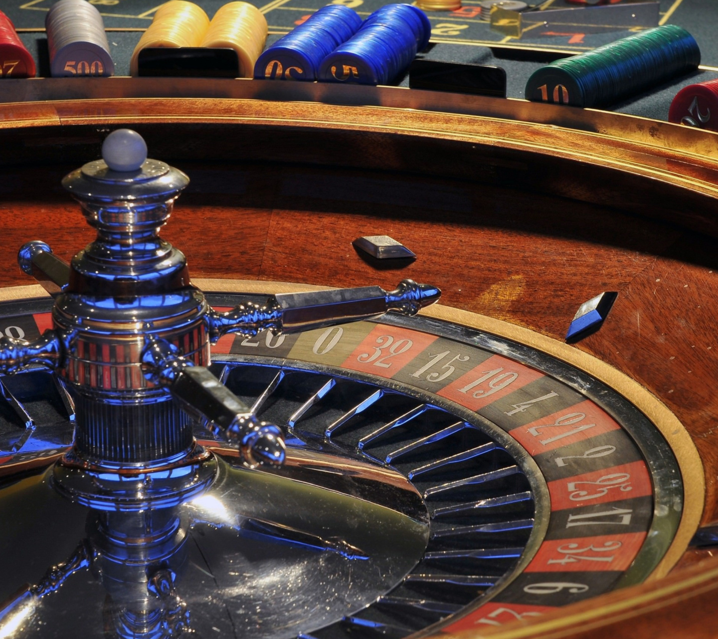 Screenshot №1 pro téma Roulette in Casino not Online Game 1440x1280