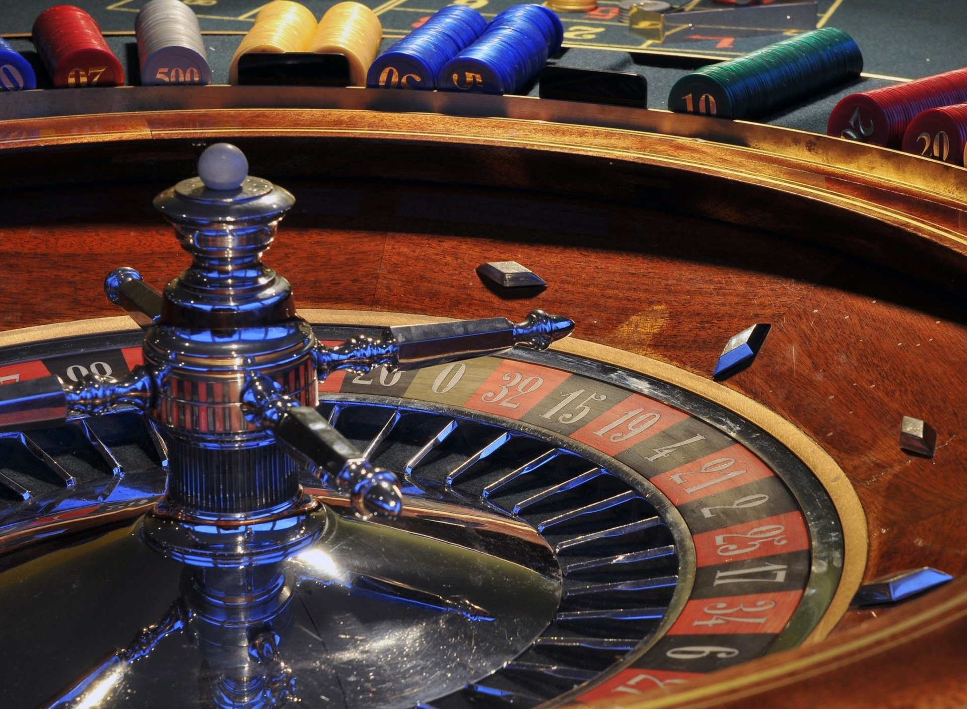 Screenshot №1 pro téma Roulette in Casino not Online Game 1920x1408