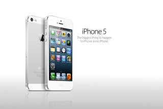 Картинка Iphone 5 на телефон Widescreen Desktop PC 1600x900