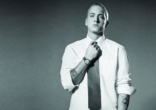 Eminem Marshall Mathers III sfondi gratuiti per cellulari Android, iPhone, iPad e desktop