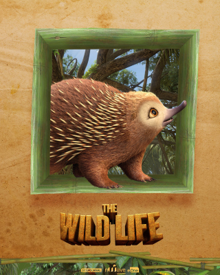 The Wild Life Cartoon Epi sfondi gratuiti per 352x416