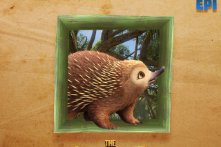 The Wild Life Cartoon Epi sfondi gratuiti per Samsung Galaxy S5
