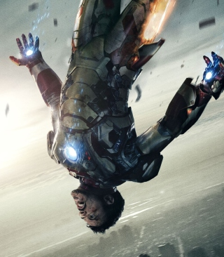 Robert Downey Jr - Iron Man - Fondos de pantalla gratis para LG KM570 Cookie Gig