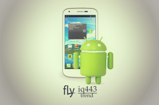 Fly IQ443 Trend Background for Android, iPhone and iPad