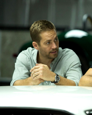 Paul Walker and Vin Diesel Picture for Nokia C2-02
