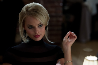 Margot Robbie - The Wolf Of Wall Street sfondi gratuiti per cellulari Android, iPhone, iPad e desktop