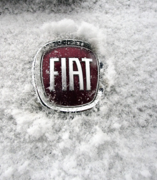 Fiat Car Emblem Background for Nokia X6